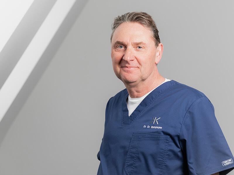 Portrait von Dr. Martin Bonsmann
