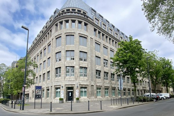 Gebäude der Praxis Königsallee 53-55 in Düsseldorf
