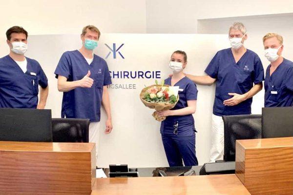 Als Zahnmedizinische Fachangestellte (ZFA) zum Zahnmedizin-Studium: Abschied von Emma Brodka