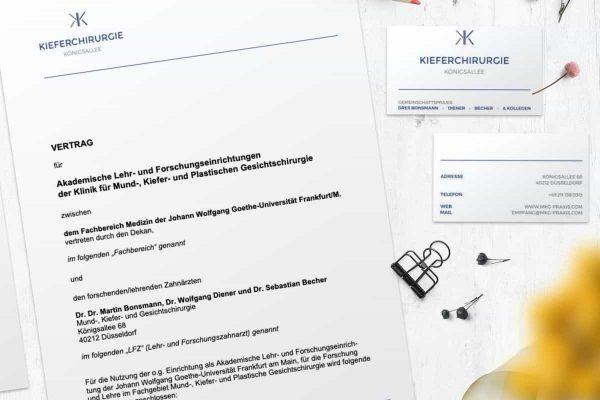 Kieferchirurgie Königsallee in Düsseldorf ist jetzt Akademische Lehr- und Forschungseinrichtung