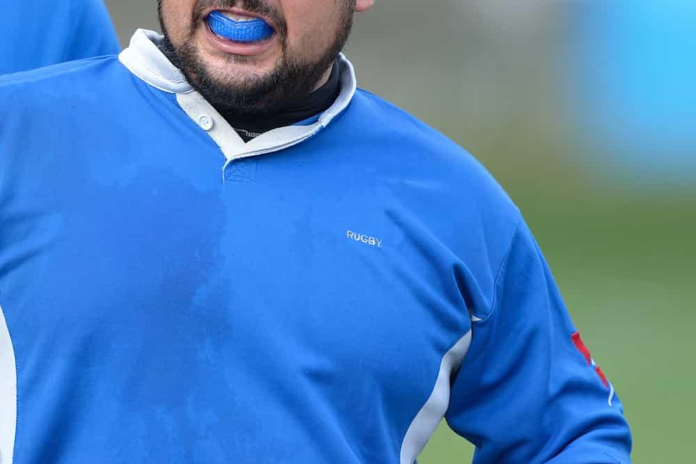 Schutz für die Zähne in einigen Sportarten heute gang und gäbe