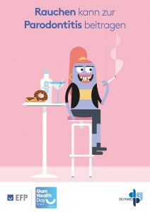 Parodontologietag: Rauchen als Risikofaktor