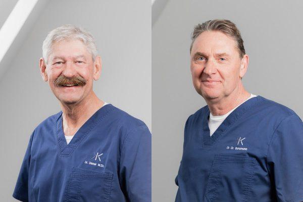 Top-Mediziner 2021: Dr. Dr. Martin Bonsmann und Dr. Wolfgang Diener erneut in der Focus-Ärzteliste